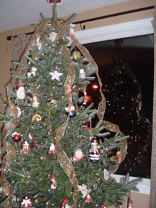 Arlene's Christmas Tree from Sloan's Village